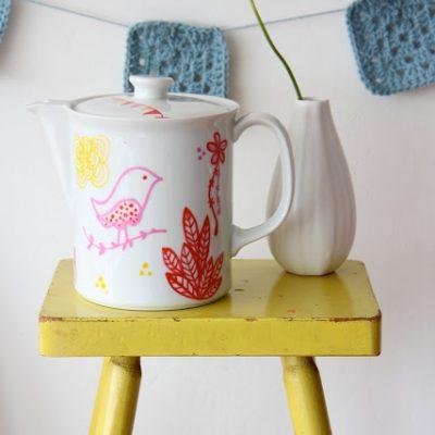 Lovely teapot for Maggie