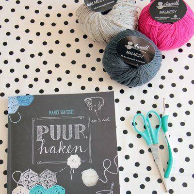 This week on my coffee table: Puur haken