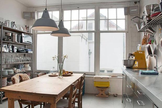 5 amsterdam airbnb for Appartamenti amsterdam jordaan