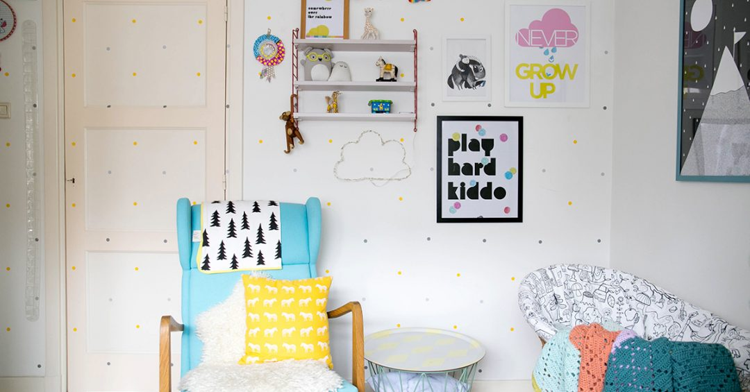 The baby room tour {Ambo edition}